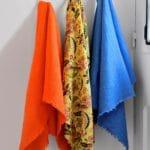 Textiles teintés
