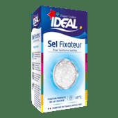 Emballage du produit Sel  fixateur