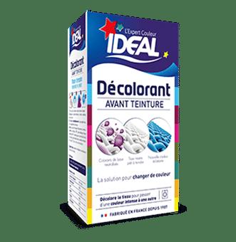 Produit DECOLORANT  AVANT TEINTURE pour textiles
