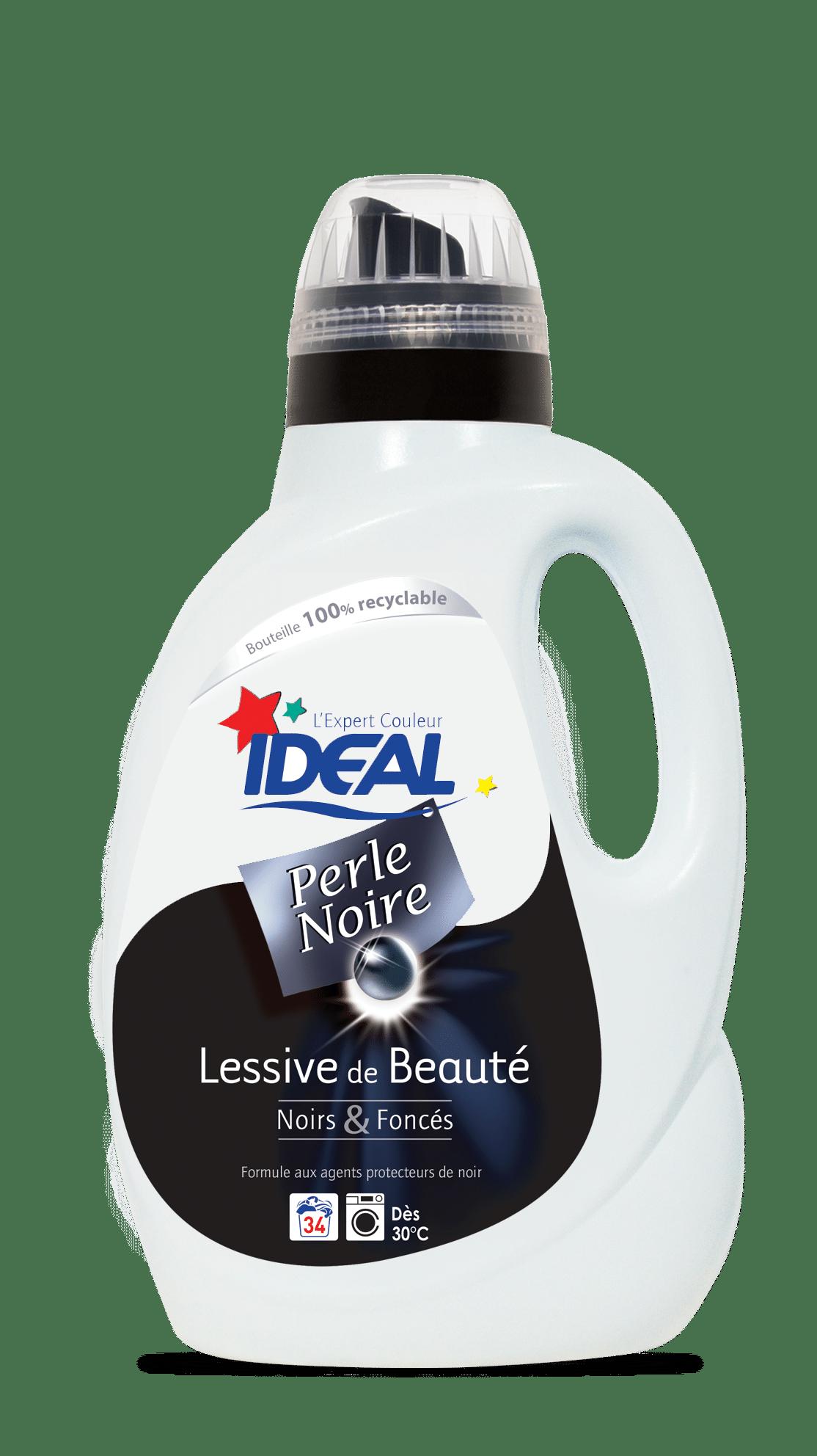 Emballage du produit Lessive  Perle Noire