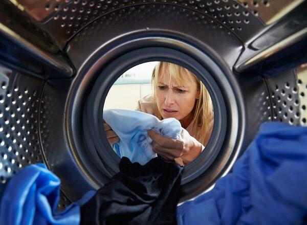 Accident de lavage