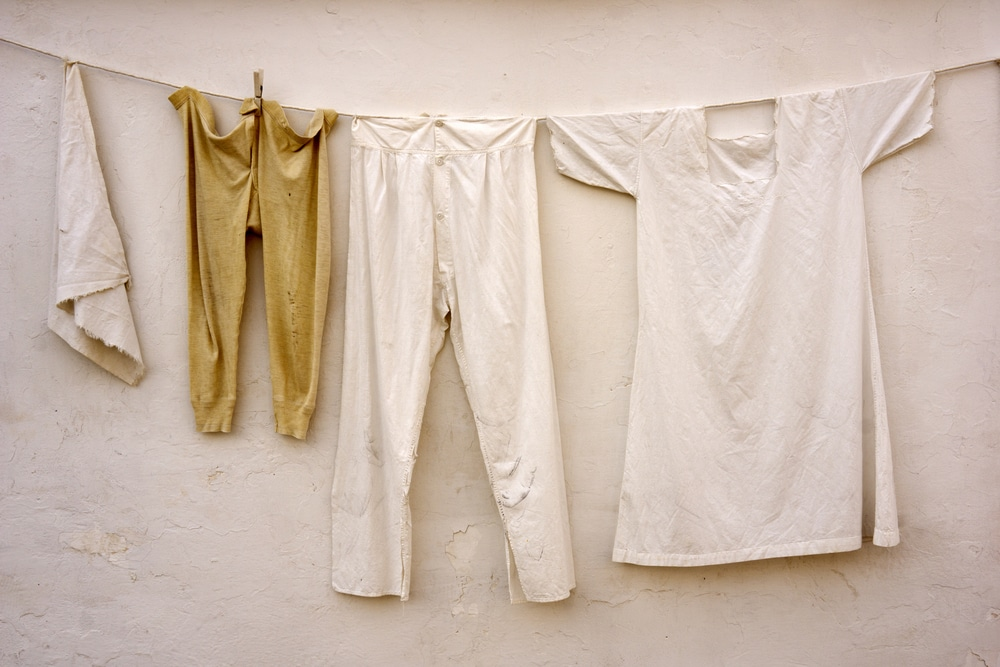 Comment blanchir du linge blanc ?