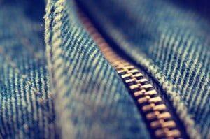 Aspect Délavé / Chiné d'un Jean