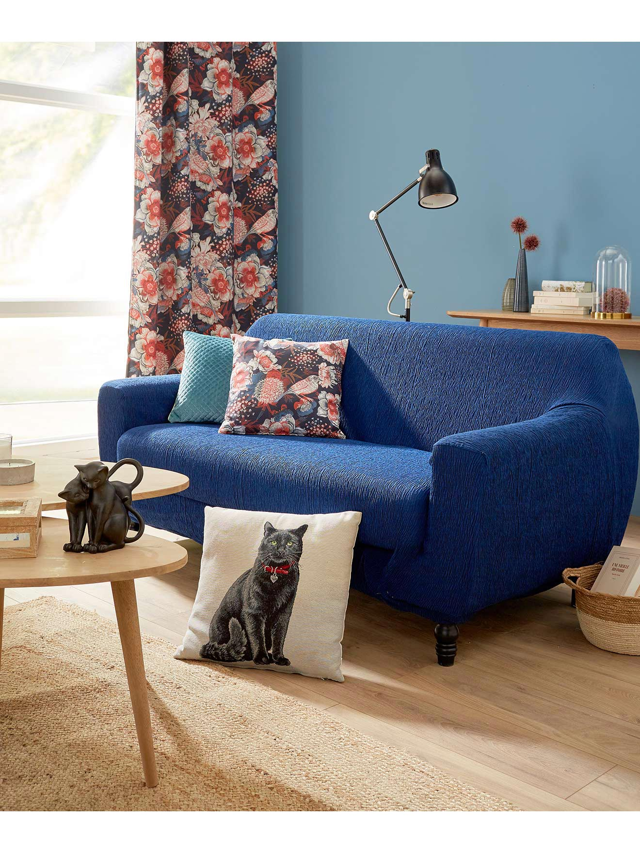 Comment teindre une housse de canapé ?