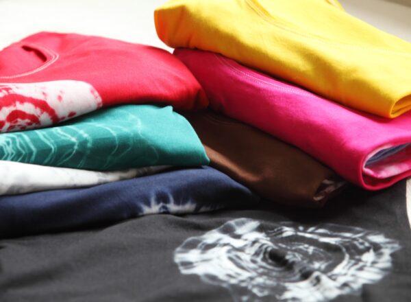 teinture textile tie and dye