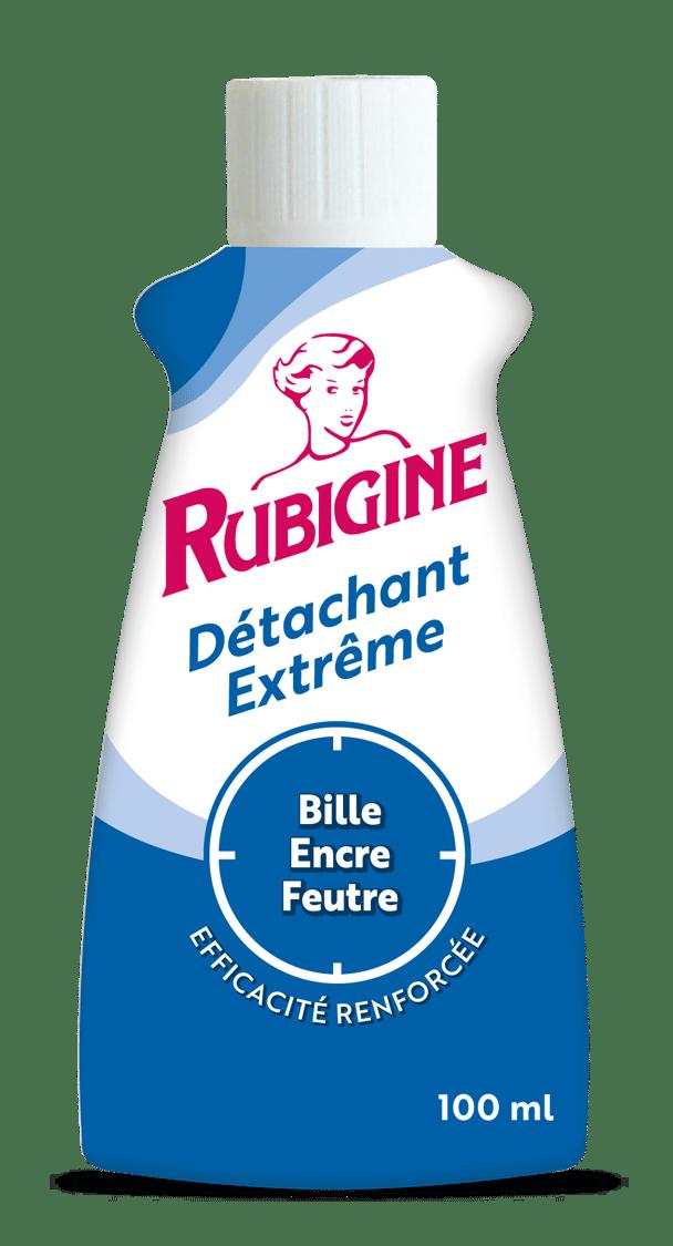 Emballage du produit Rubigine  bille, encre, feutre