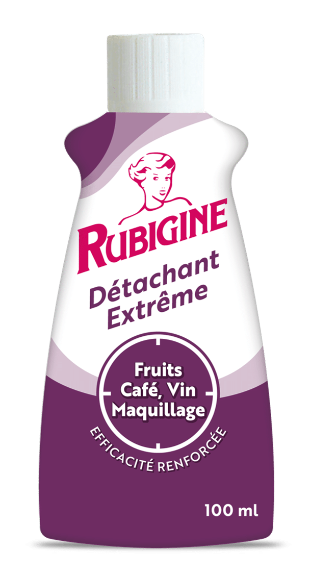 Emballage du produit Rubigine  fruits, café, vin