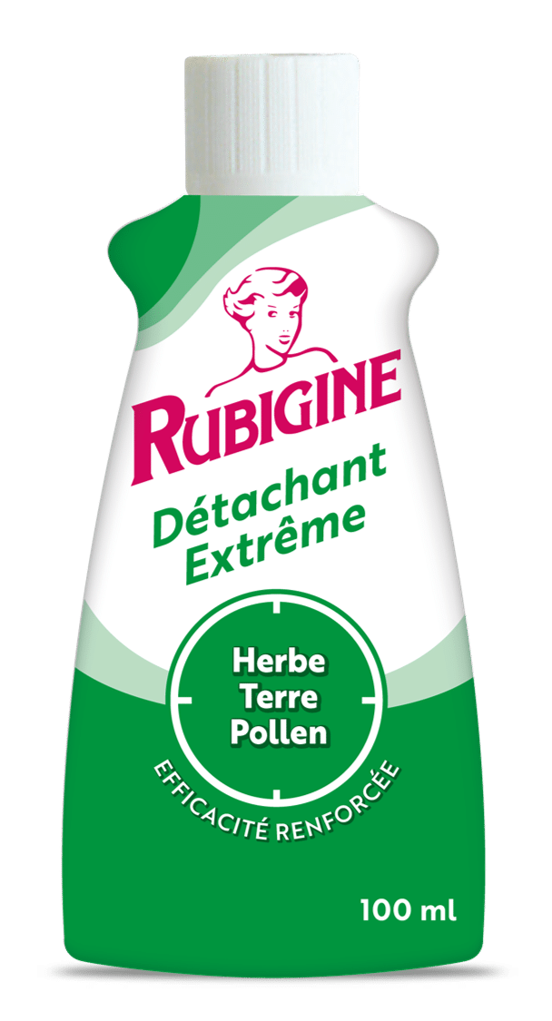 Emballage du produit Rubigine  Herbe, terre,  pollen