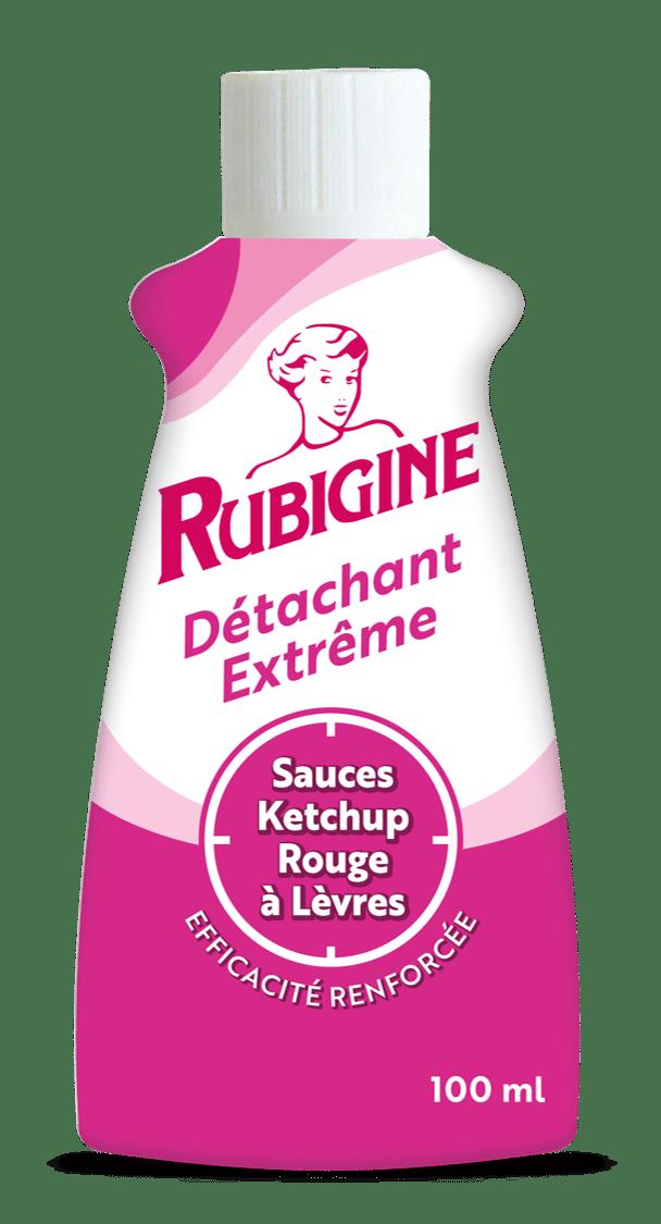Emballage du produit Rubigine  Sauces, Ketchup, Rouge à Lèvres