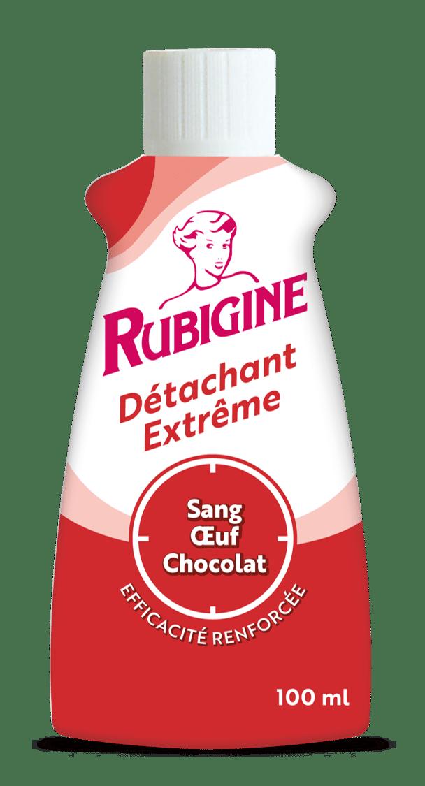 Emballage du produit Rubigine  sang, oeuf, chocolat